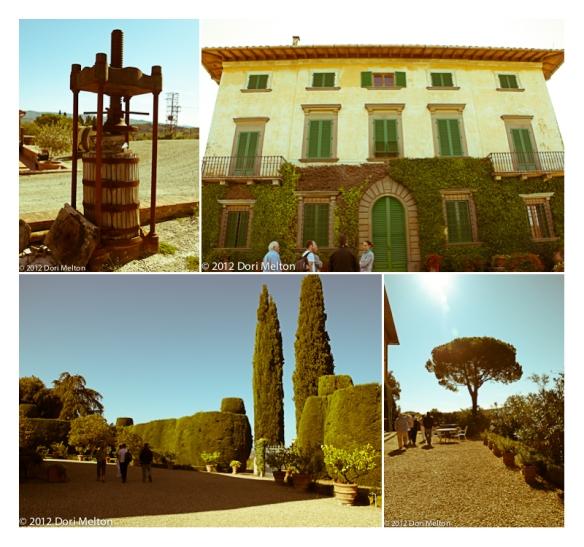 Montecchio, Chianti Classico, Tuscany