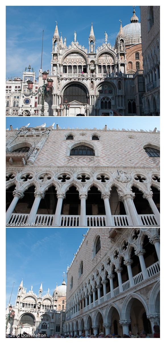 S. Marco, Doge's Palace, Venice